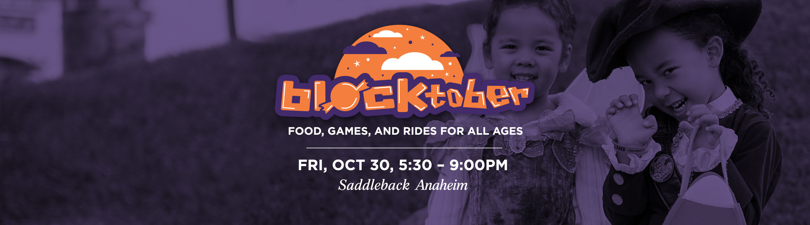 Saddleback Church: Events: Blocktober at Saddleback Anaheim