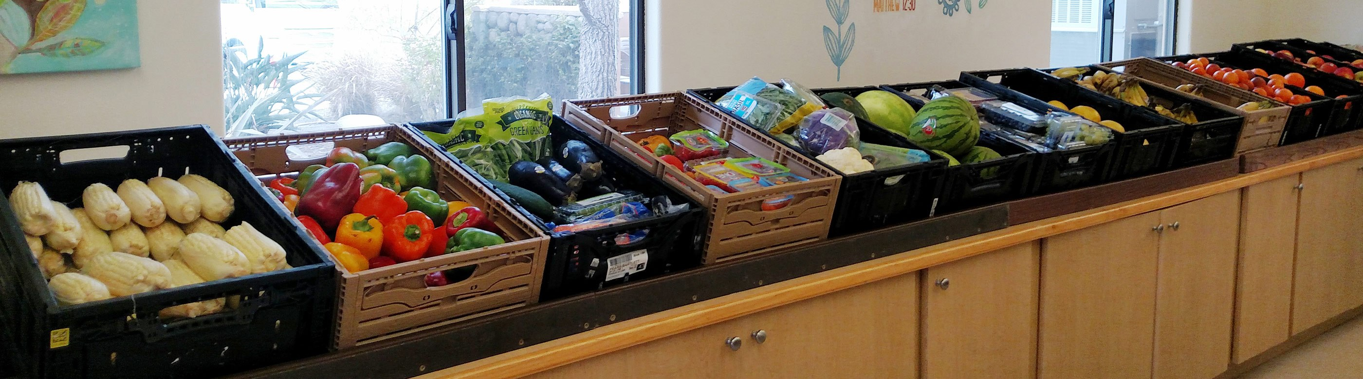 Food Pantry Near Me Open Today